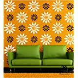 """Kayra Decor Reusable 16"""" x 24"""" Wall Art Stencil(Pack of 1) Painting for Home Decor"""