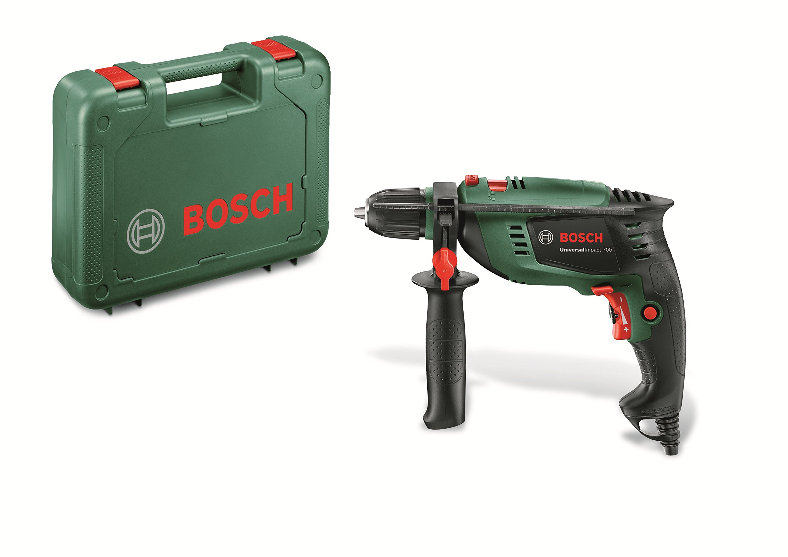 Bosch Universal Impact 700 – Taladro percutor (700 W)