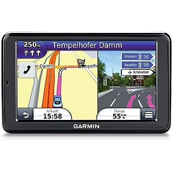 Garmin NUVI 2595LMT - GPS para coches con mapas de Europa, Península Ibérica incluida (