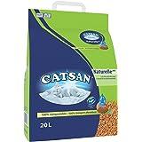 Catsan Naturelle Plus - Litière pour chat 20L