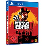 PS4: Red Dead Redemption 2 Standard Edition [PlayStation 4] Disk