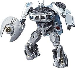 Transformers Deluxe Jazz Action Figure
