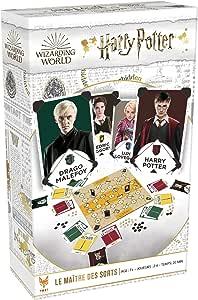 Topi Games- Harry Potter, Le Maitre des Sorts, HP-LV-1039001