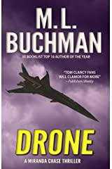 Drone: an NTSB / military technothriller (Miranda Chase Book 1) Kindle Edition