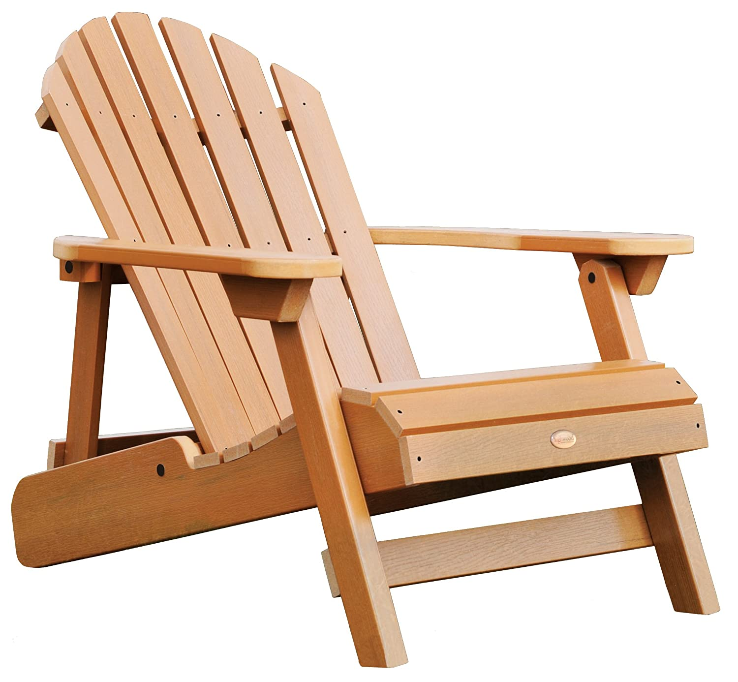 Highwood Folding and Reclining Adirondack Chair Amazon
