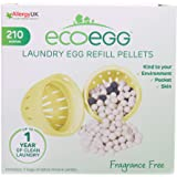 Ecoegg EELER210FF Couverture, Fragrance Free, 210 Washes