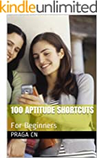 100 Aptitude Shortcuts: For Beginners