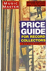 """Music Master"" Price Guide for Record Collectors Paperback"