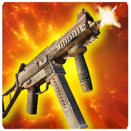 Pistole Shooter Elite 3D Maschinen-buchsen