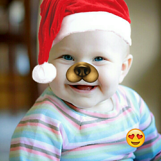 Kids Top Stickers And Filters Photo Editor Nv