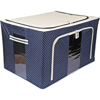 HOMIES INTERNATIONAL Brings Multipurpose European Style Fold-able Rectangular Shape Steel Frame Under bed Closet…