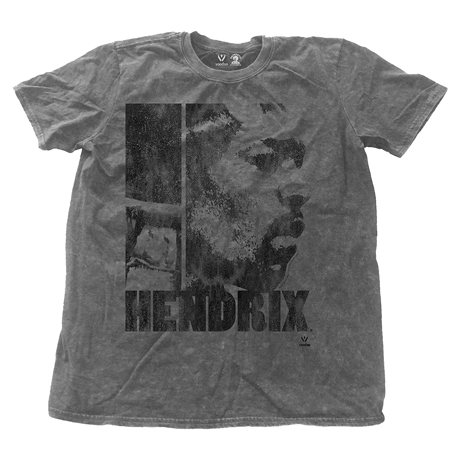 Jimi Hendrix /'Let Me Live/' Womens Snow Wash T-Shirt NEW /& OFFICIAL!
