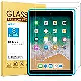 apiker [3 Packs] Protector Pantalla Tablet Compatible con iPad Pro 9.7 Pulgadas, iPad 9.7 Pulgadas 2017/2018, iPad Air, iPad
