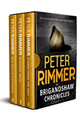 The Brigandshaw Chronicles Box Set: Books 1 to 3 Kindle Edition