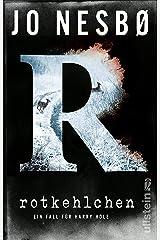 Rotkehlchen (Ein Harry-Hole-Krimi 3) Kindle Ausgabe