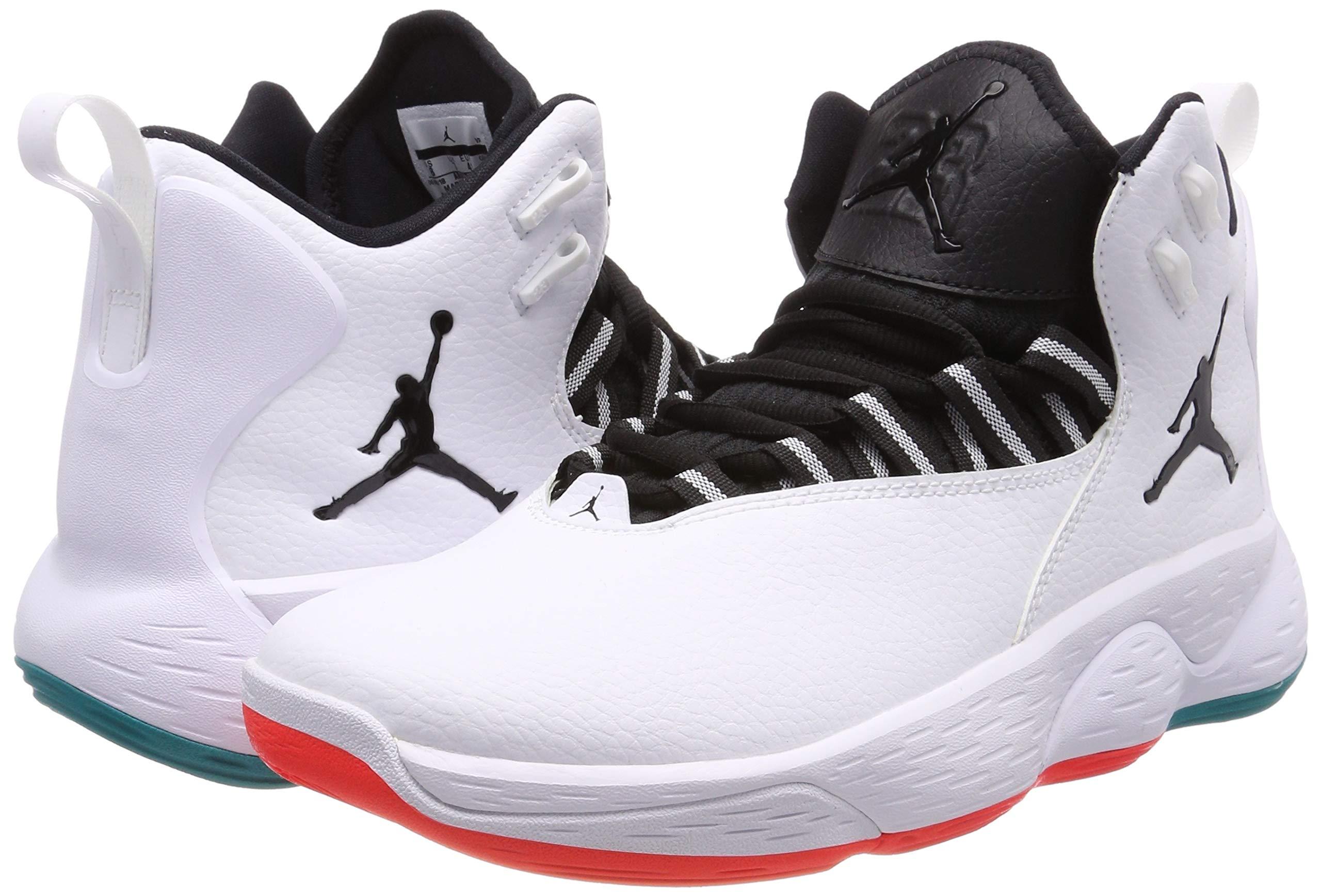 Nike Jordan Super.Fly MVP, Scarpe da Basket Uomo FACESHOPPING  rskMPv