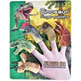 Kandy Toys TY5618 dinosaurie fingerdockor