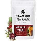 Cambridge Tea Party 8 Spices Masala Chai Patti Tea Powder CTC, 250g
