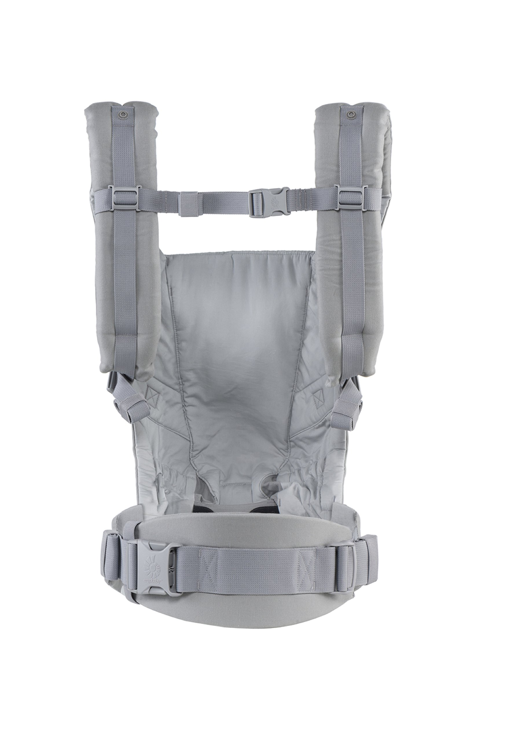ErgoBaby Adapt Baby Carrier Grey Ergobaby Adapt to Every Baby Easy. Adjustable. Newborn to toddler. 3