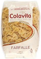 Colavita Farfalle Pasta 500g (Durum Wheat Pasta)