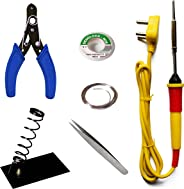 Aptechdeals Soldering kit (Beginner 6 in 1)