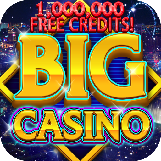 Big Casino - Las Vegas Classic Slot Games FREE