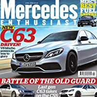 Mercedes Enthusiast (Kindle Tablet Edition)