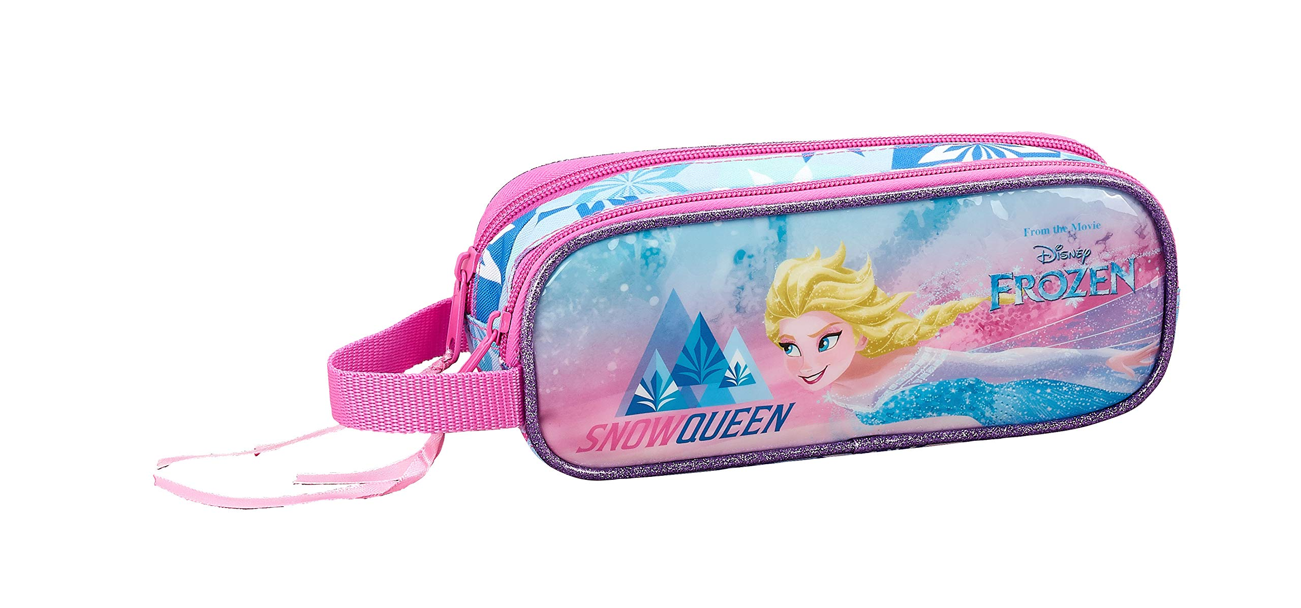 Frozen «Ice Magic» Oficial Estuche Escolar 210x60x80mm