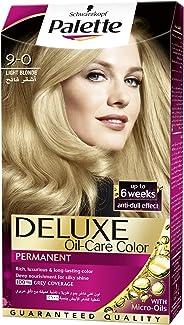 Schwarzkopf Palette Deluxe Oil Care Color 9-0 Light Blonde