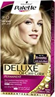 Schwarzkopf Palette Deluxe Oil Care Color 9-0 Light Blonde