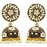 sanjog Brass Earrings For Women & Girls