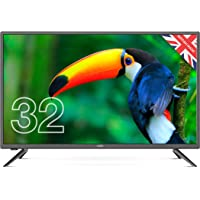"""Cello ZBVD0223 32"""" inch HD Ready LED TV with built-in Freeview HD 2020 Model Made in the UK…"""