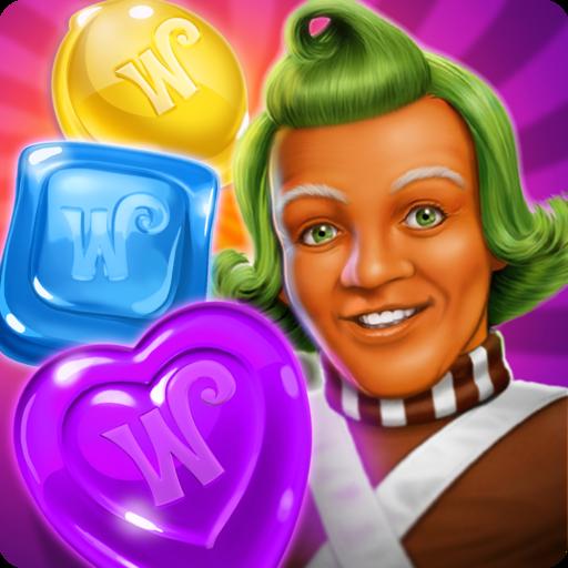 Wonka's World of Candy - Match 3