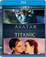 James Cameron 3D Movies Collection: Avatar + Titanic (2-Disc Box Set)