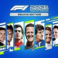F1 2021 Deluxe Edition   PC Code - Steam