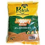 RELISH Pure and Natural Chemical Free Jaggery Powder 1KG