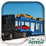 Car Transport Trailer Truck