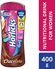 Horlicks Women's Health and Nutrition drink - 400g (Chocolate flavor)