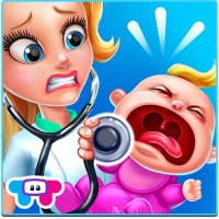 Crazy Nursery - Newborn Baby Doctor Care