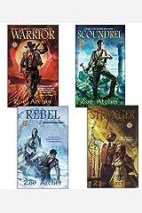 The Blades of the Rose Bundle: Warrior, Scoundrel, Rebel, & Stranger Kindle Edition