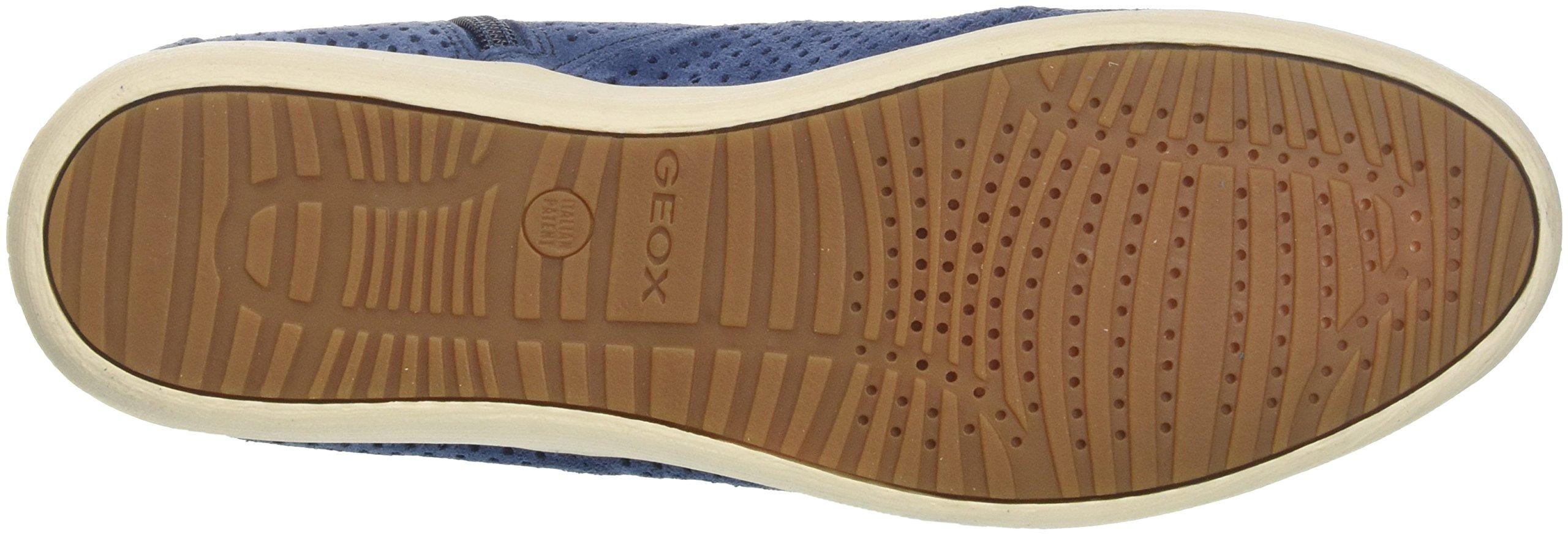 Geox Damen D Myria B Hohe Sneaker 3