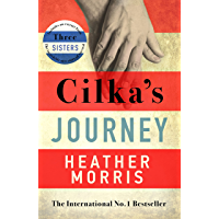 Cilka's Journey: The Sunday Times bestselling sequel to The Tattooist of Auschwitz (English Edition)