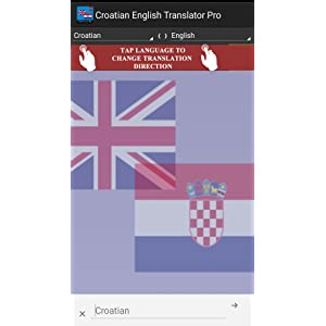 Croatian English Translator Pro