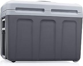Tristar KB-7540 Kühlbox – mit bequemem Trolley – Fassungsvermögen: 40 Liter