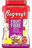 Bagrry's Fruit N Fibre Muesli, Mixed Fruit, 1000g