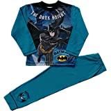 Pijama infantil de Batman Dark Knight para niños de 4 a 10 años