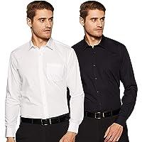 Amazon Brand - Symbol Men's Regular Fit Shirt