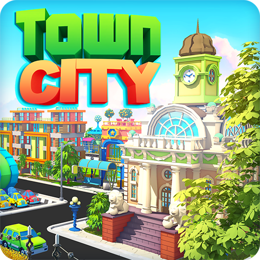 Town City - Village Building Sim Paradise Game 4 U (Sim City Kostenlos)