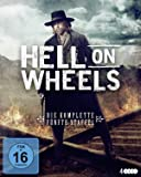 Hell on Wheels - Die komplette fünfte Staffel [Blu-ray]
