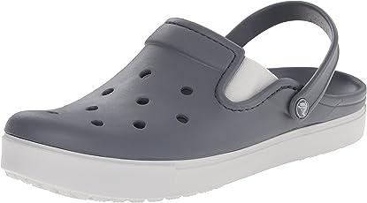 crocs Unisex Citilane Rubber Clogs and Mules